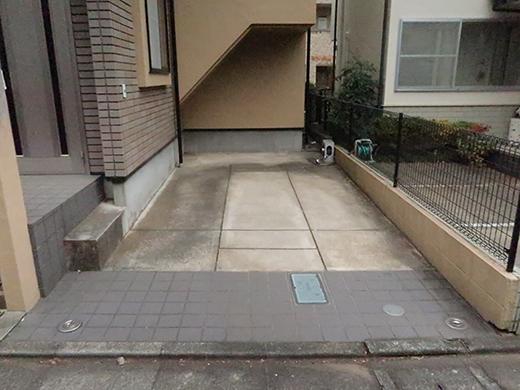 現地写真(古屋有り)